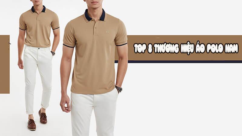 8 thương hiệu áo polo nam hàng hiệu