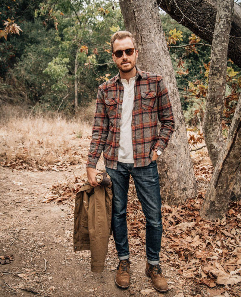Rugged Casual