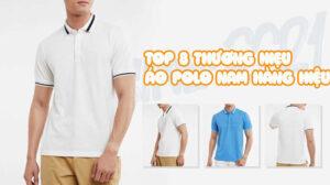 Top 8 Thương Hiệu Áo Polo Nam Hàng Hiệu Hot Nhất Mà Bạn Không Thể Bỏ Qua